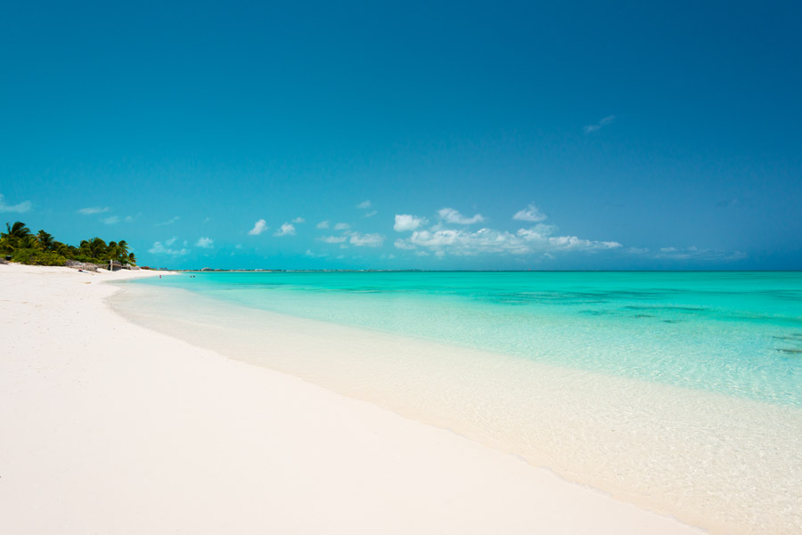 Beach turks and Caicos
