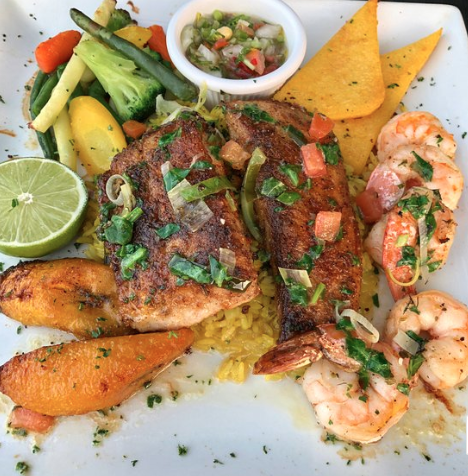 ruoka Aruba