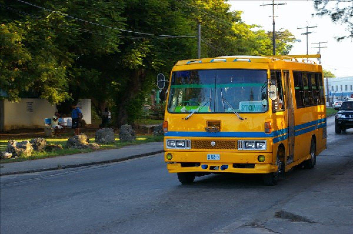 Public-vervoer-barbados