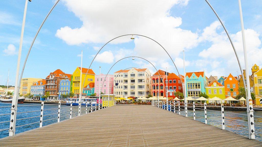 Koningin Emma Bridge Curacao