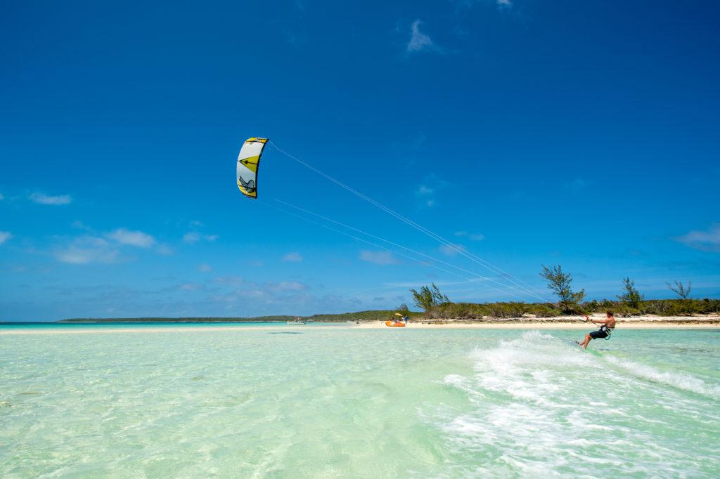 bahamas kitesurfen