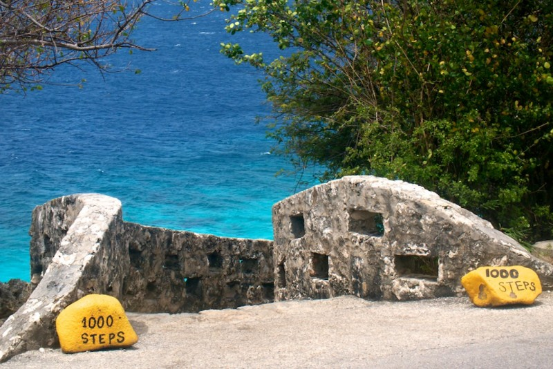 1000-stappen-beach-bonaire