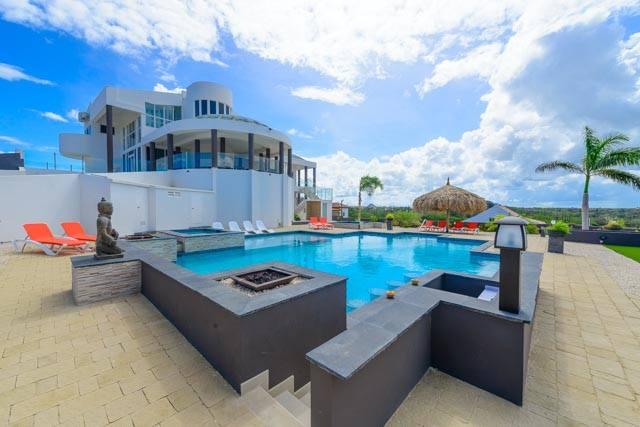 Villa koninklijk Aruba