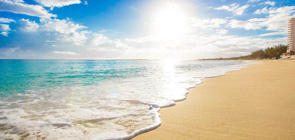 Stranden in de Bahama's