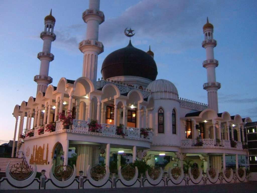 Suriname-moskee-Keizerstraat