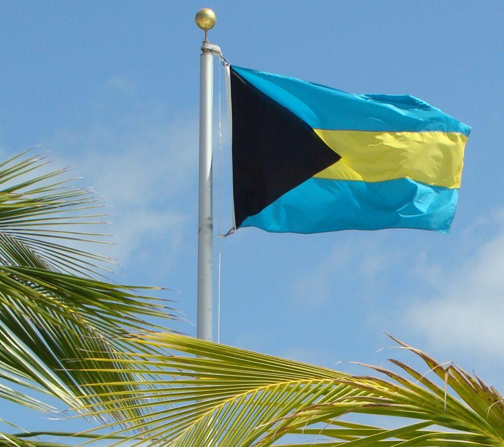 Bahamas-vlag