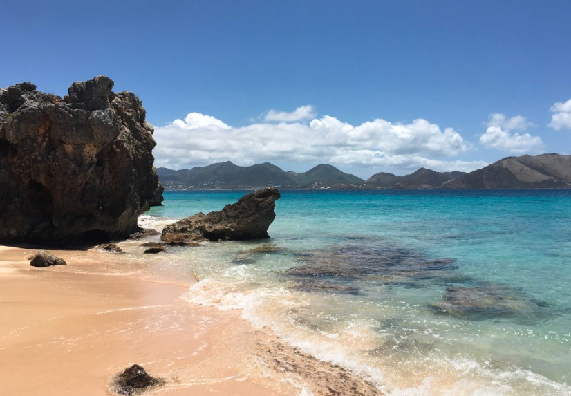St Martin Карибские каникулы
