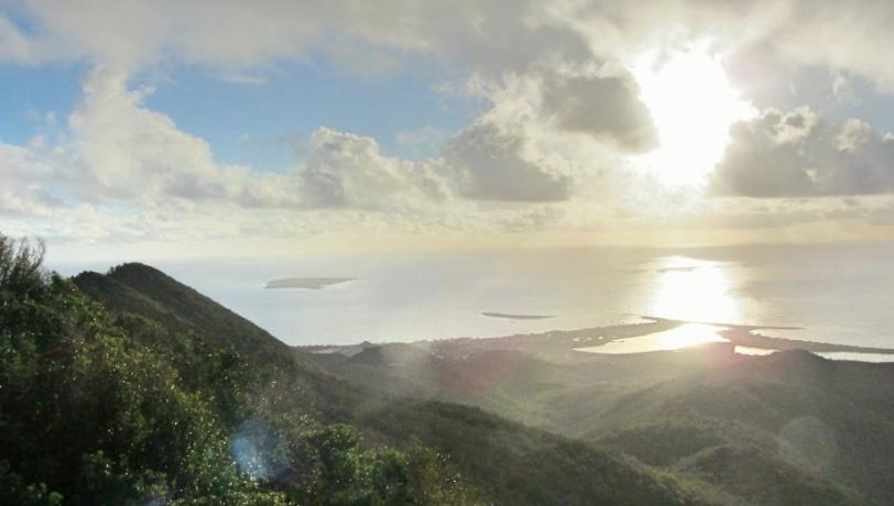Caribbean hikes