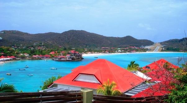 St Jean Beach, St. Barth's