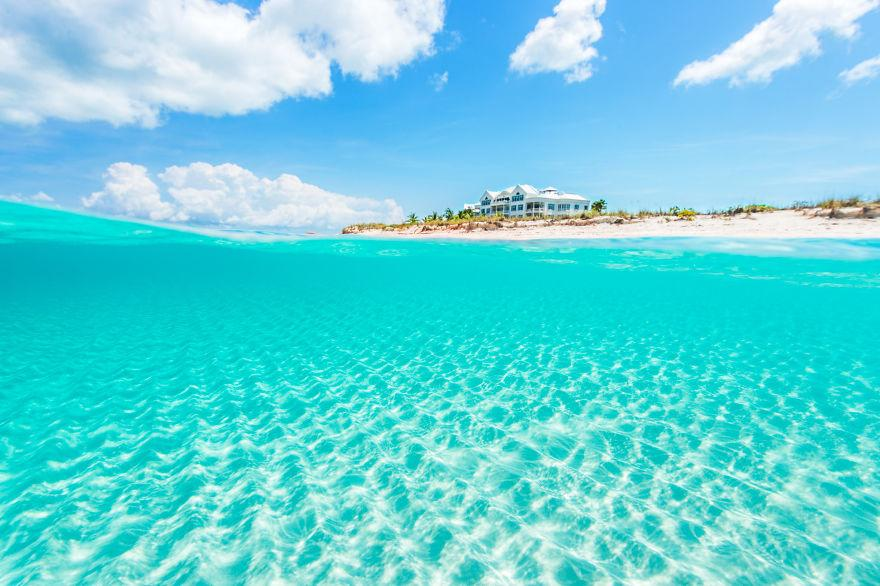 Bay Beach Grace, Turks ve Caicos
