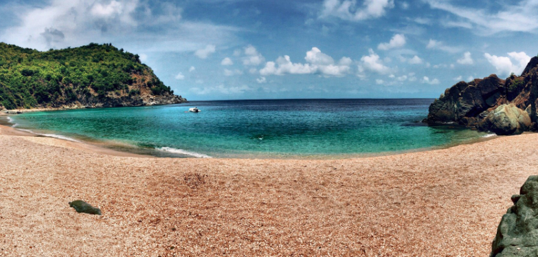 Shell Beach, St. Barths