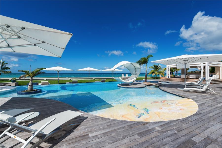 Villa for en Karibisk ferie.