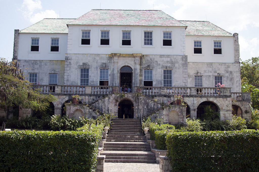 Rose Hall in Jamaica.