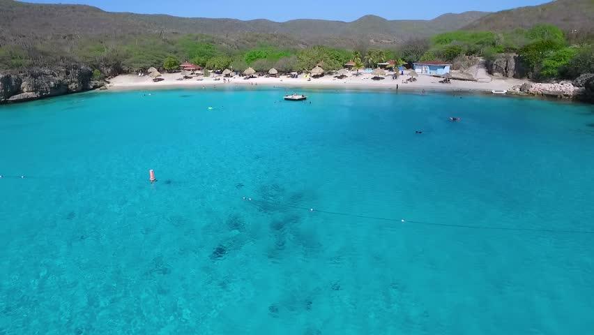 Curacao içinde Kleine Knip.