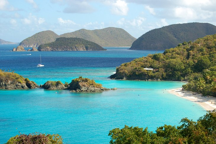 One of the best caribbean destinations, St. John.