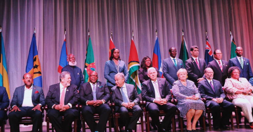 Conference to make Caribbean Climate Resilient Zone.
