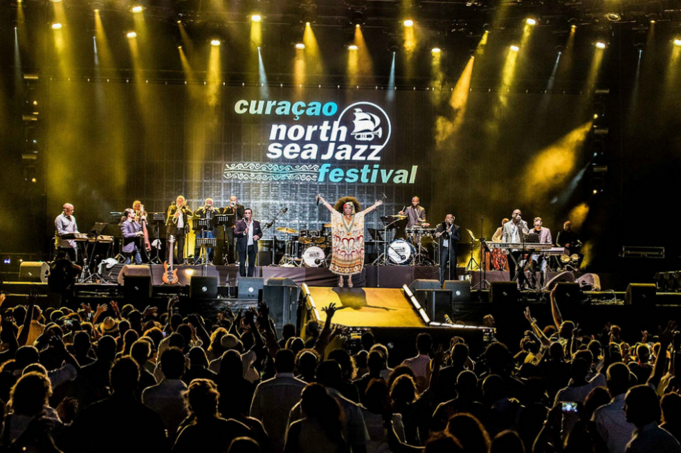 Curacao North Sea Jazz Festival.