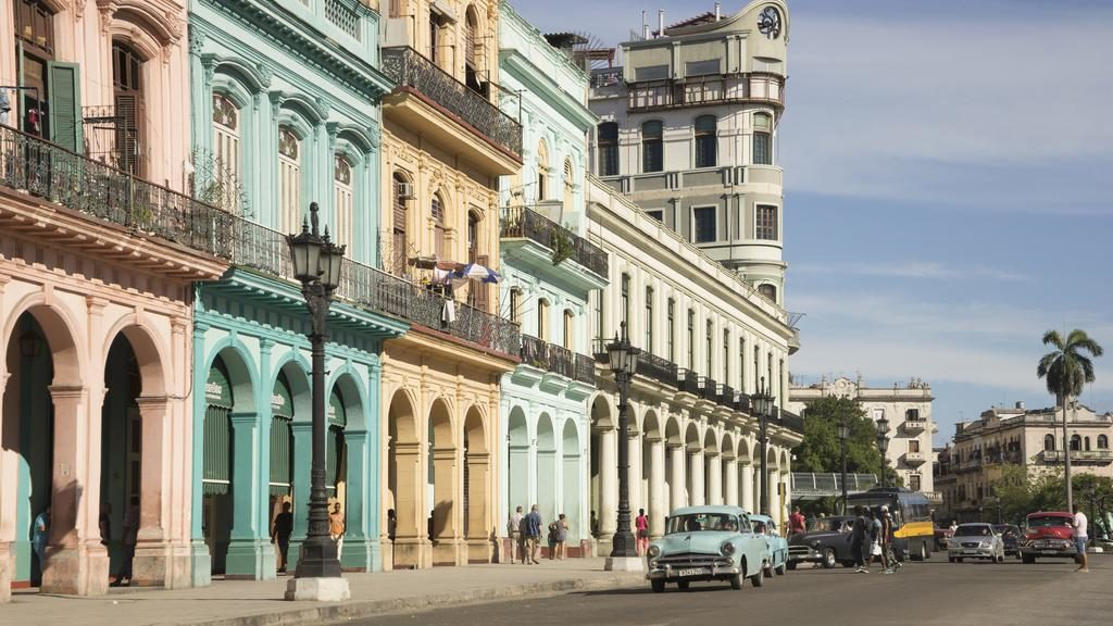 Havana is a Caribbean World Heritage site.