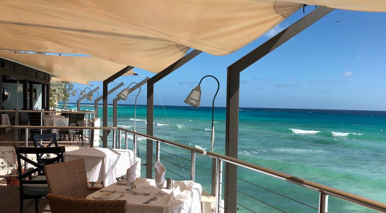 Best places to eat Barbados.