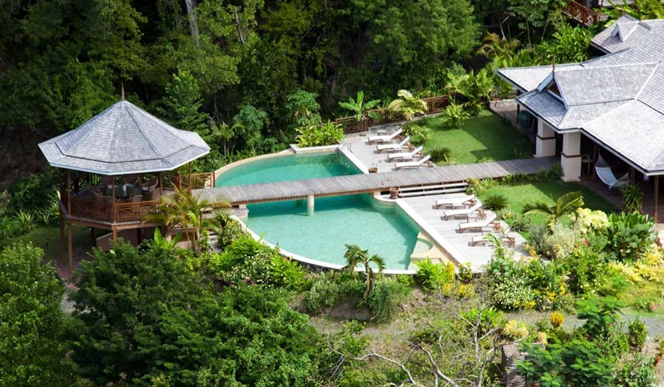 Best Caribbean villas for 2020.