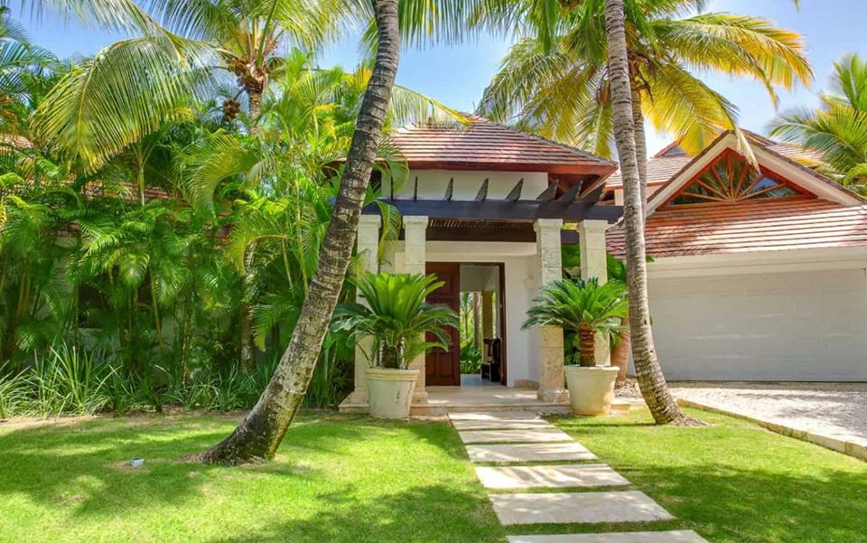 Caribbean villas for 2020.