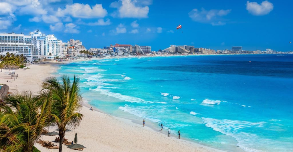 Winter Caribbean destinations.