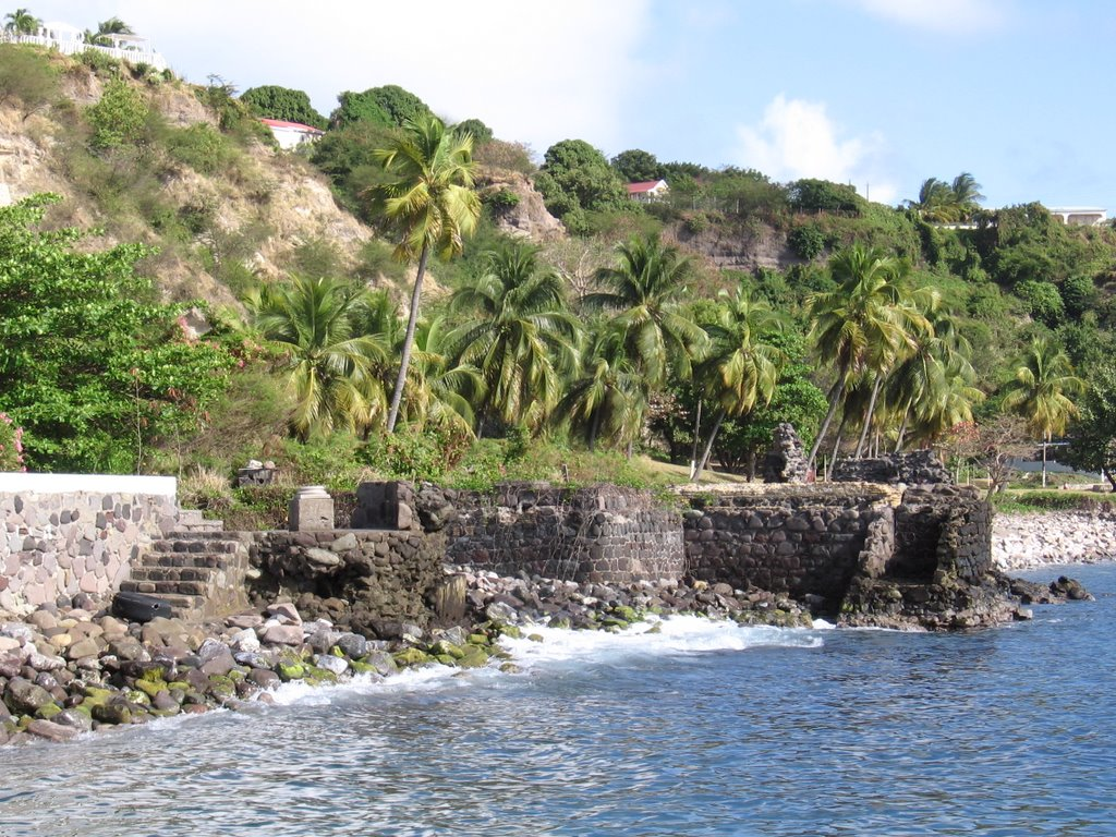 Historic cities in the Caribbean.