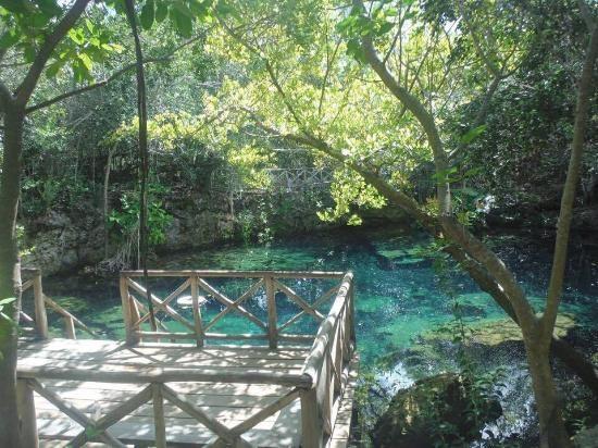 Indigenous Eyes Park Punta Cana.