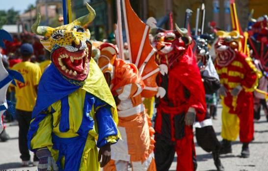 Pre-Lenten Carnival.